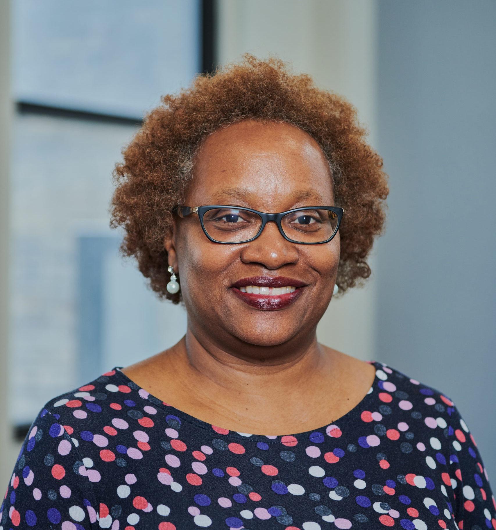 Rev. Dr. Simone LeConte-Parker, DMin, LMSW