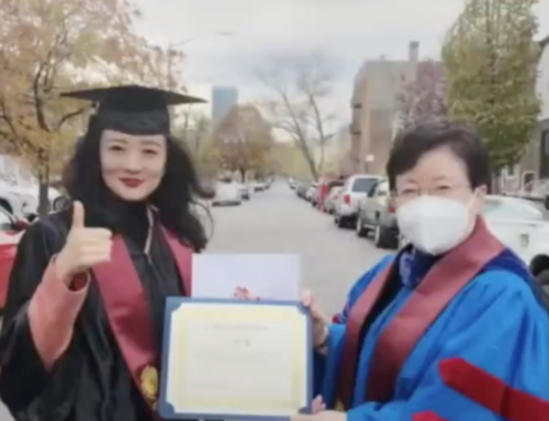 Congratulations to the 2020 Graduates
