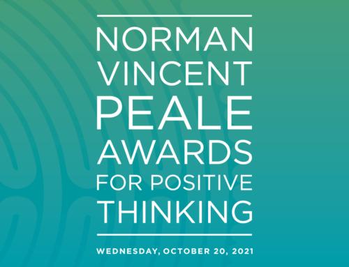 2021 Norman Vincent Peale Awards E-Journal